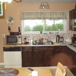 Kitchen in Florissant, MO. before remodel.